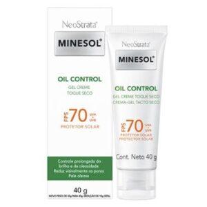 Protetor Solar Neostrata  Minesol Oil Control  FPS 70 40g - Unissex-Incolor