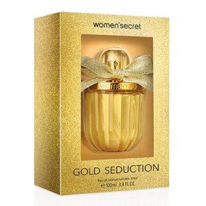 Perfume Gold Seduction Feminino Women's Secret EDP 100ml - Feminino-Incolor