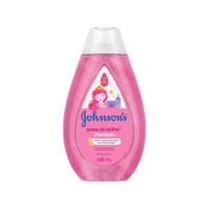 Shampoo Infantil Johnsons Baby Toddler Gotas de Brilho - 400ml - Unissex-Incolor