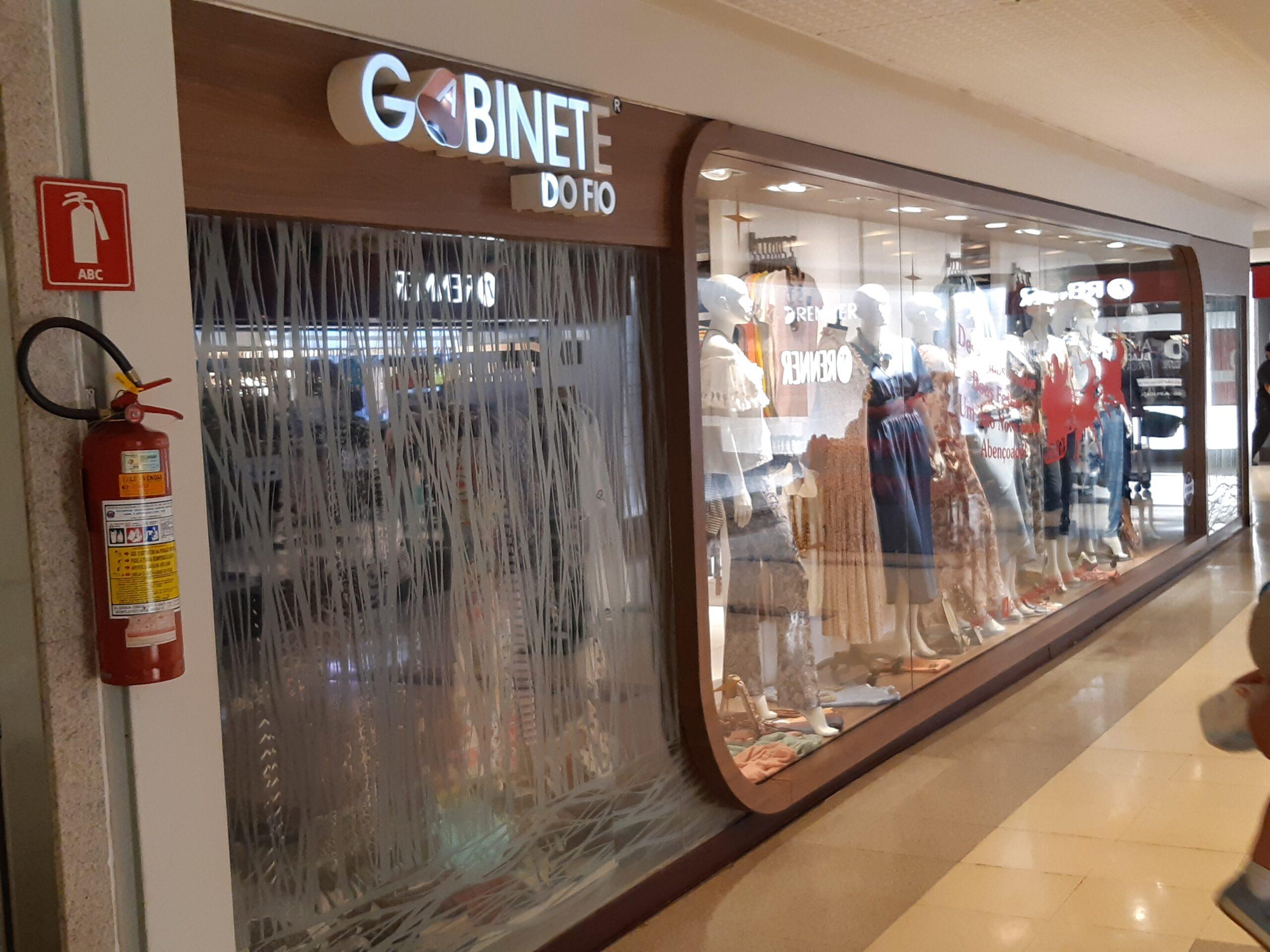 Gabinete do Fio do Shopping Conjunto Nacional, 2º Piso