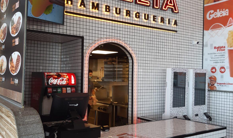 Geleia Hamburgueria do Shopping Pier 21