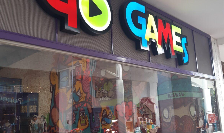 Go Games do Shopping Pier 21