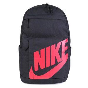 Mochila Nike Elemental 2.0 - Unissex-Preto+Vermelho