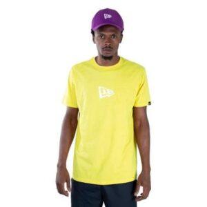 Camiseta New Era Colors Rainbow - Masculino-Amarelo