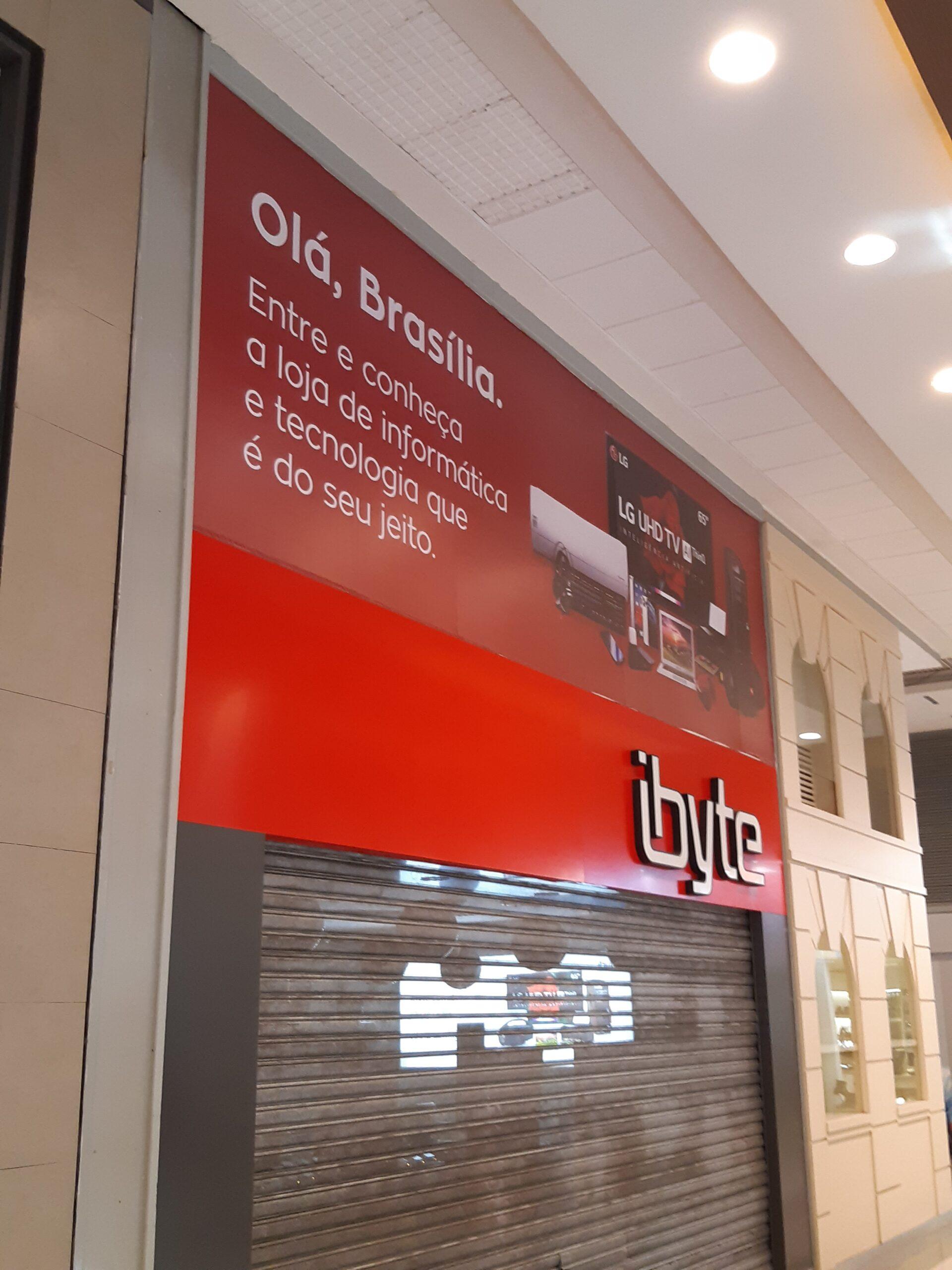 Ibyte Informática do Shopping Conjunto Nacional, 1º Piso