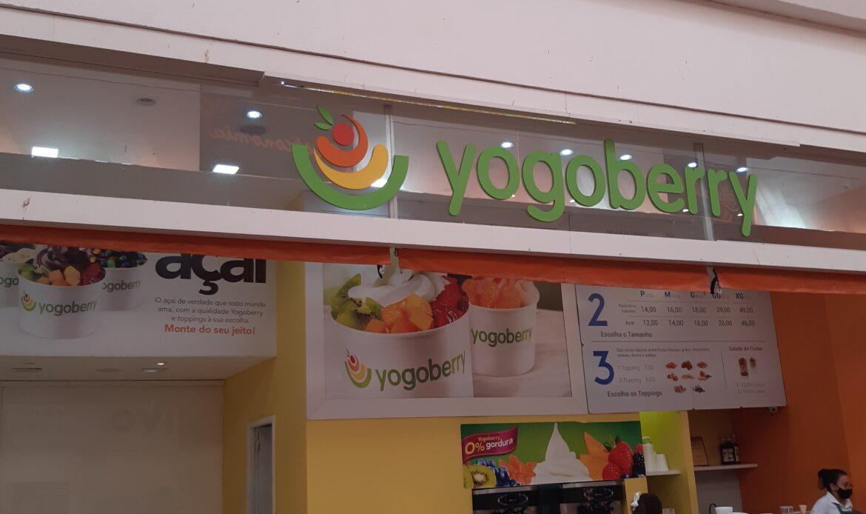 IogoBerry do Shopping Pier 21
