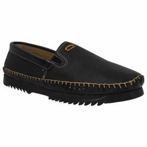 Sapato Mocassim Stinky Masculino 800 - Masculino-Preto