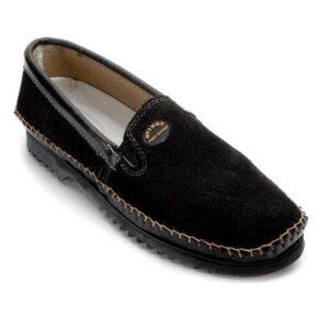Sapato Mocassim Stinky 800 Masculino - Masculino-Preto