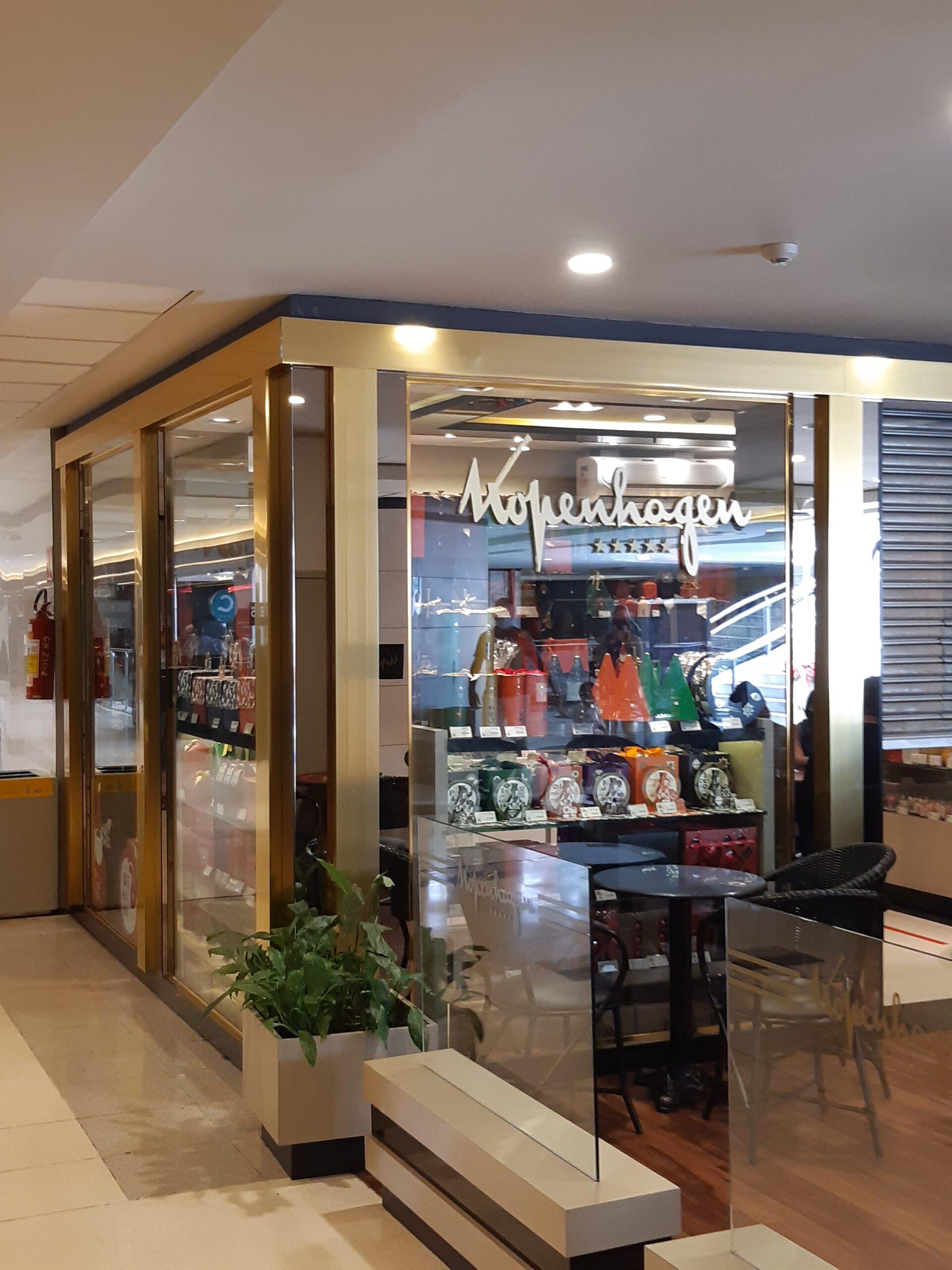 Kopenhagem do Shopping Conjunto Nacional, 2º Piso