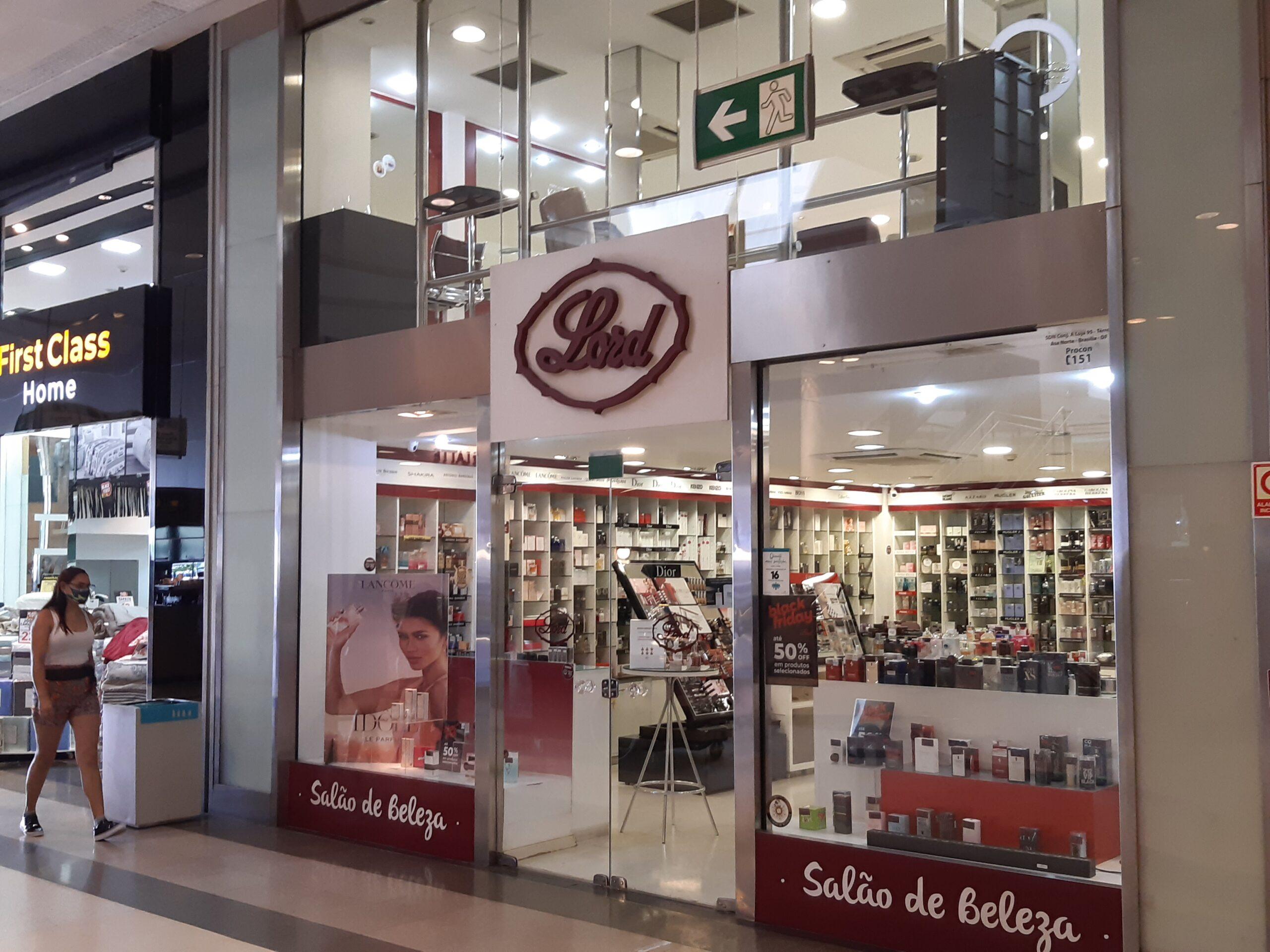 Lord Perfumaria do Shopping Conjunto Nacional, 1º Piso