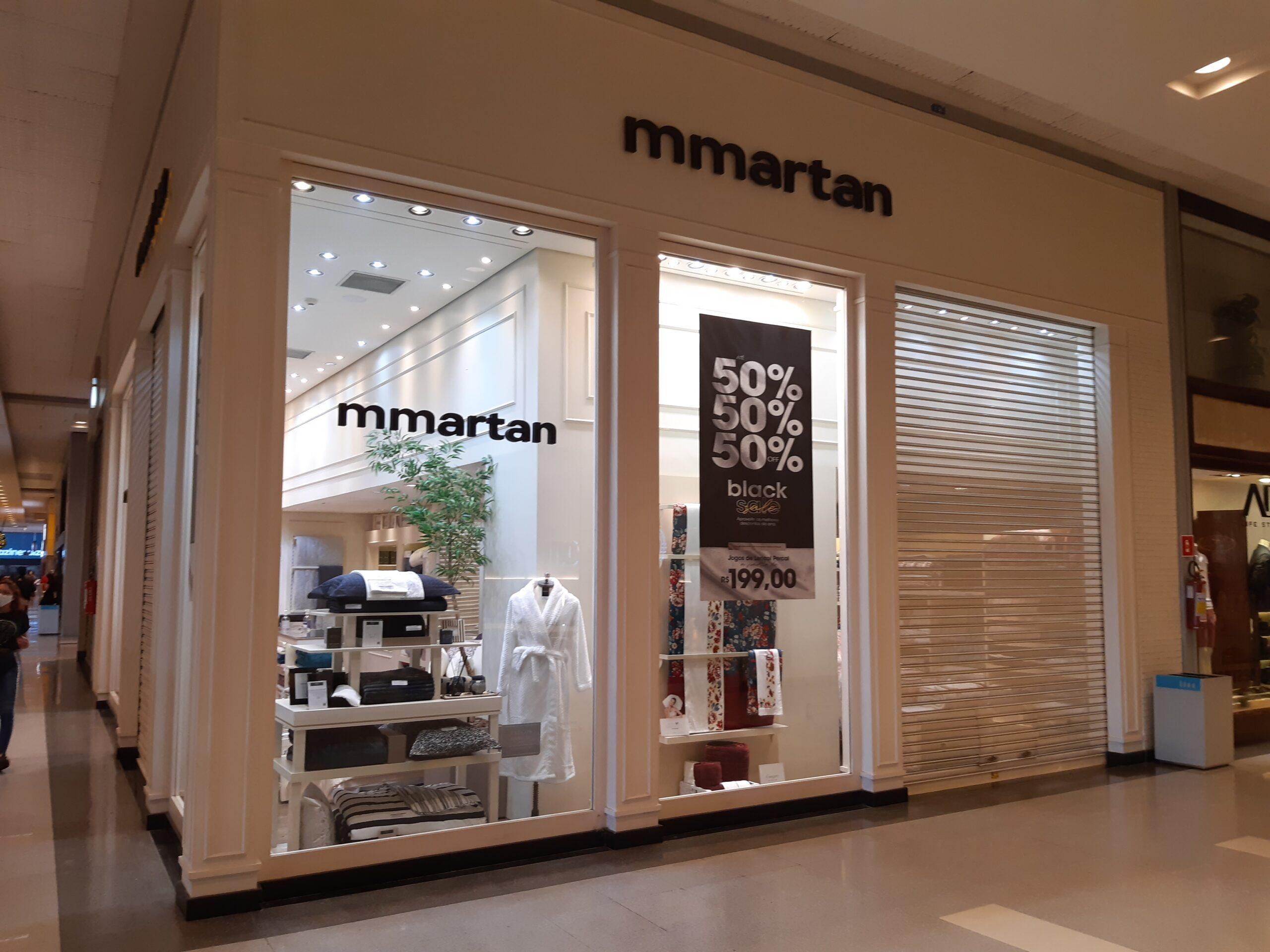 M Martan do Shopping Conjunto Nacional, 1º Piso