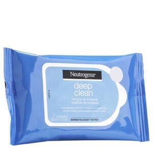 Lenço de Limpeza Neutrogena 7 Unidades - Feminino-Incolor