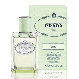 Perfume Feminino Infusion D'Iris Prada Feminino Eau de Parfum 30ml - Feminino-Incolor