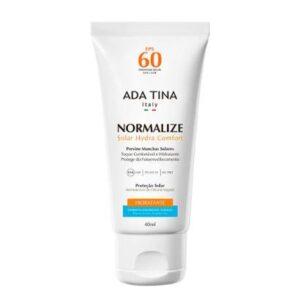 Protetor Solar Ada Tina Normalize Hydra Comfort FPS 60 40ml - Unissex-Incolor