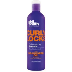 Shampoo Phil Smith Curly Locks 350ml - Feminino-Incolor