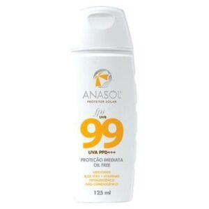 Protetor Solar FPS99 Anasol 125ml - Unissex-Incolor