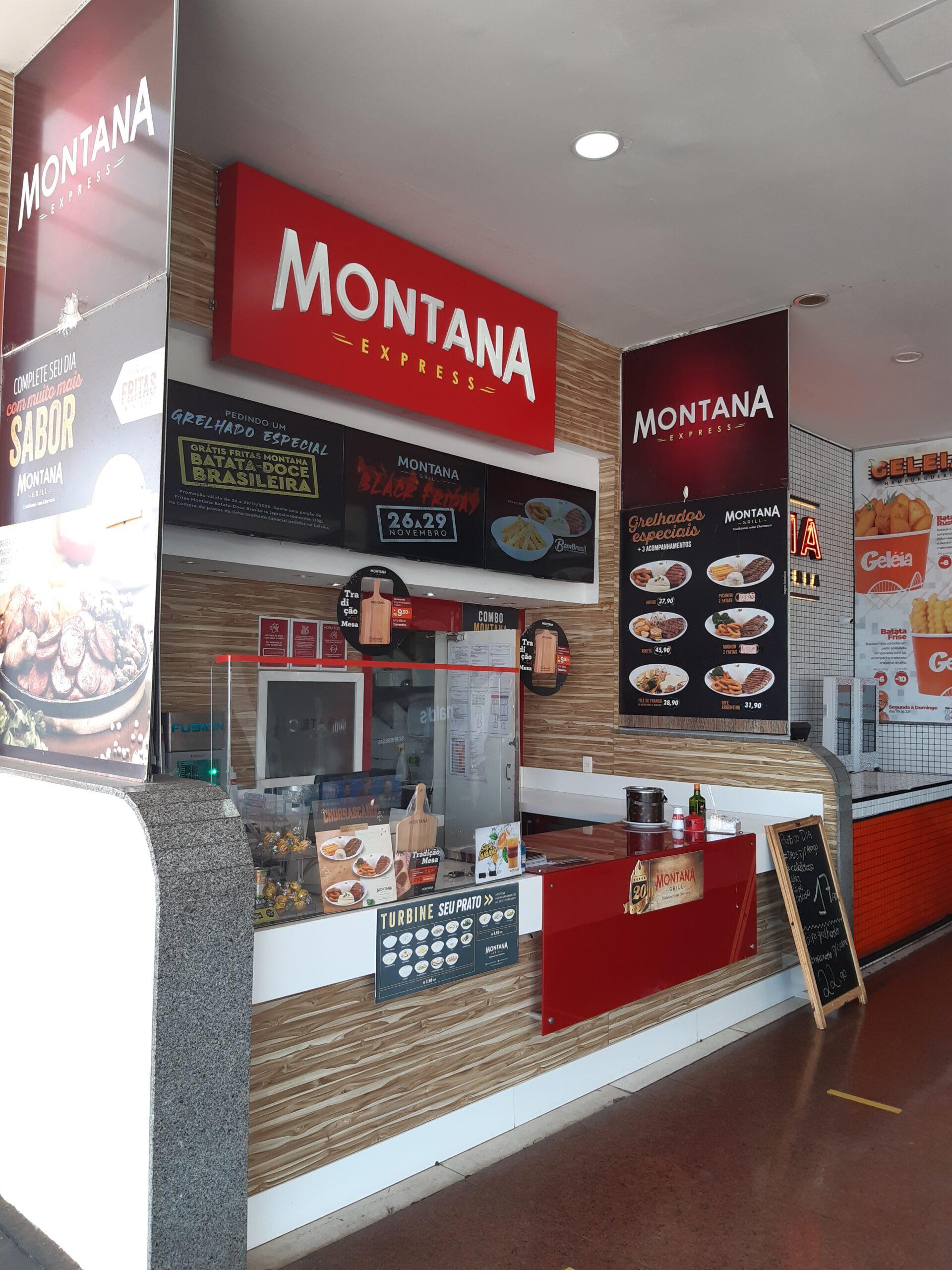 Montana do Shopping Pier 21