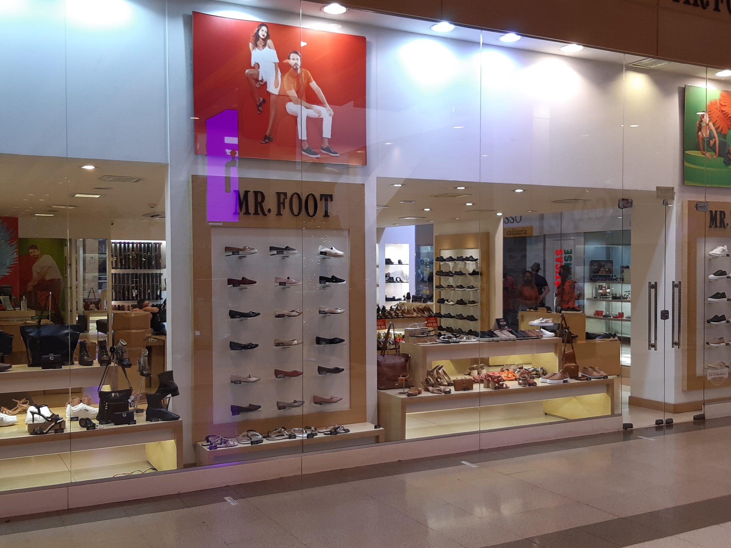 Mr Foot do Shopping Conjunto Nacional, 1º Piso