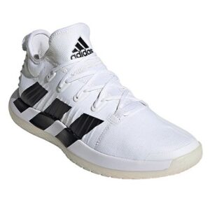 Tênis Adidas Stabil Next Gen Masculino - Masculino-Branco+Preto