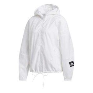 Jaqueta Adidas  Feminina - Feminino-Branco