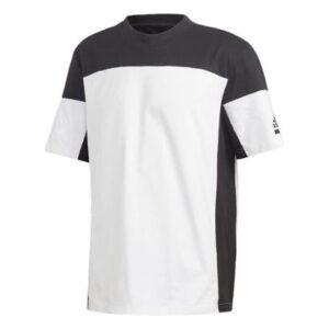 Camiseta adidas Z.N.E. Adidas Masculina - Masculino-Branco+Preto