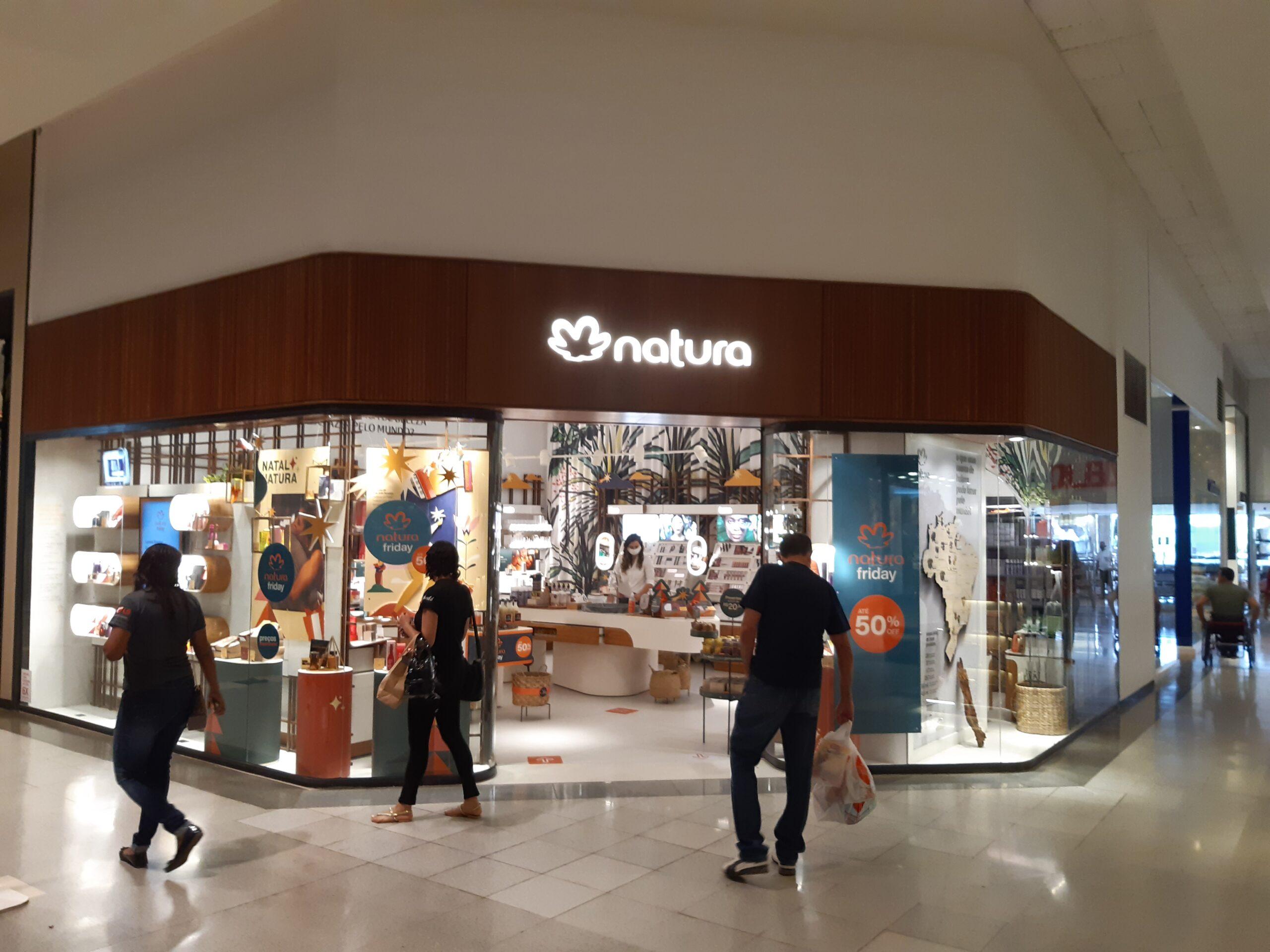 Natura do Shopping Conjunto Nacional, 1º Piso