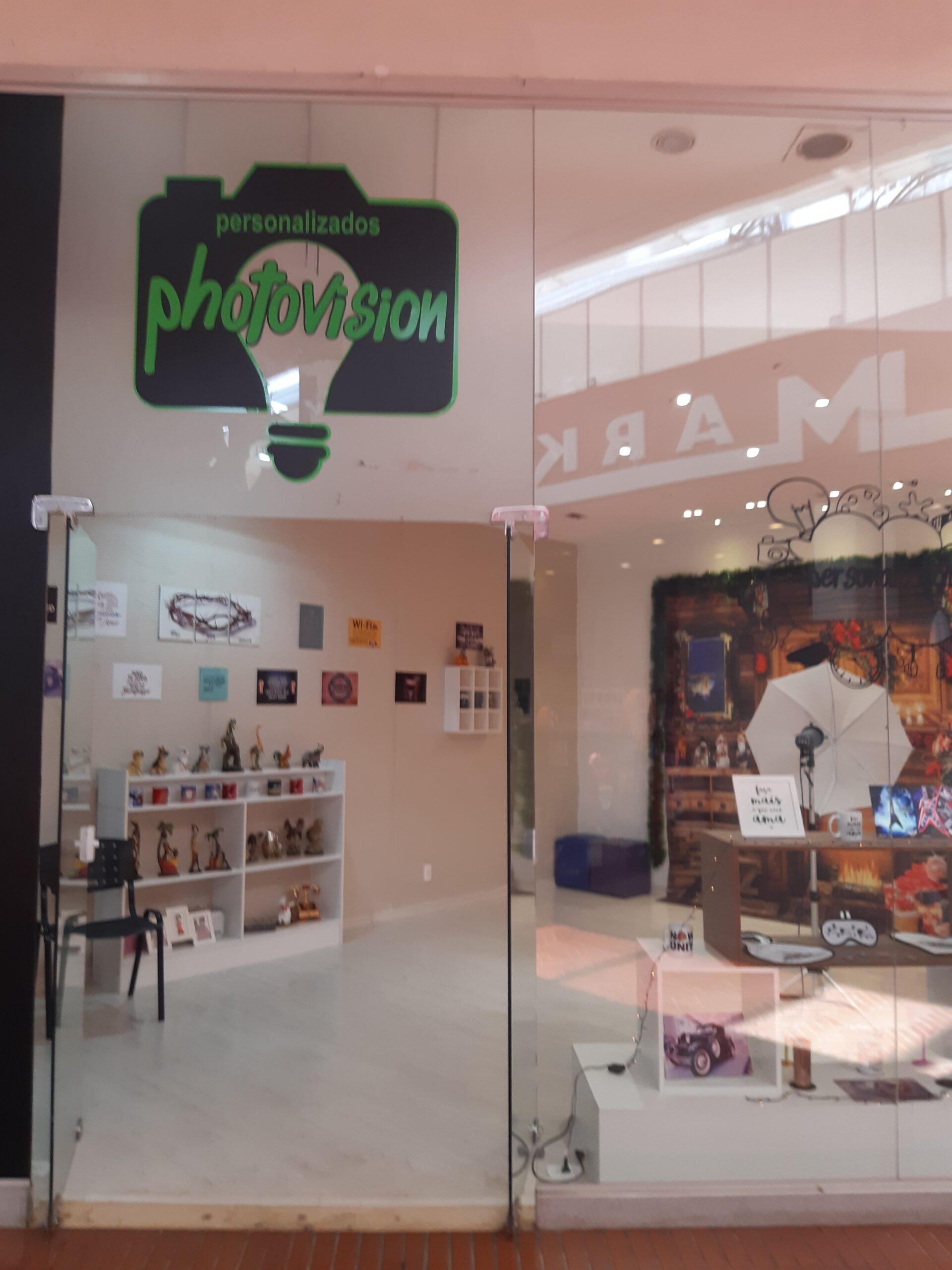 Photo Vision Personalizados do Shopping Pier 21
