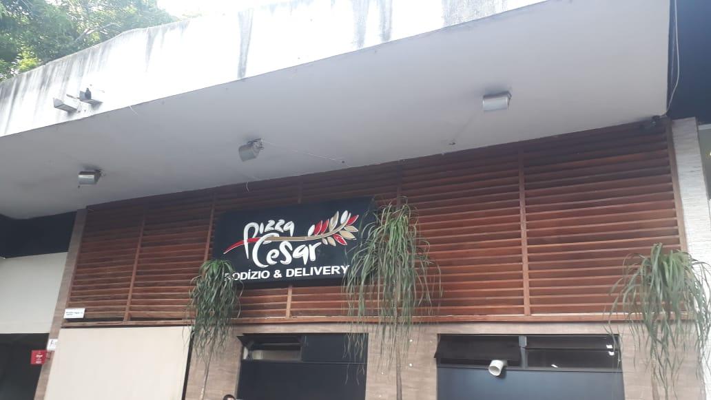Pizza Cézar 404 Sul, Rua dos Restaurantes, Bloco A, Comércio do DF