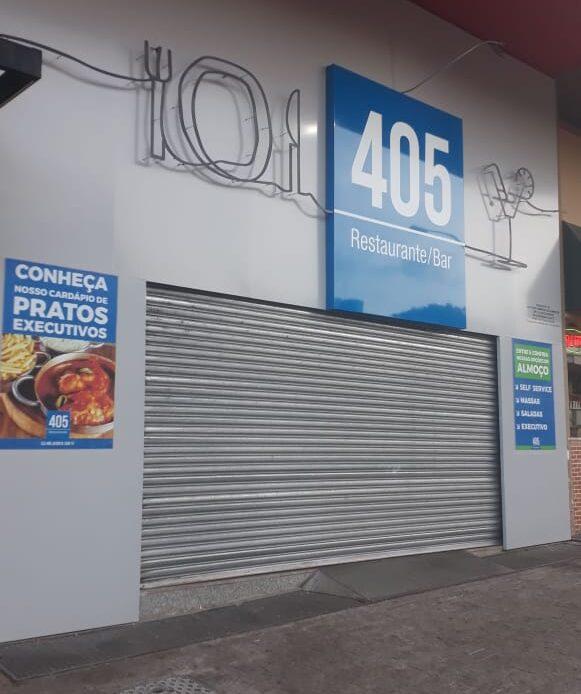 Restaurante 405, Quadra 405 Sul, Rua dos Restaurantes, Bloco D, Comércio do DF
