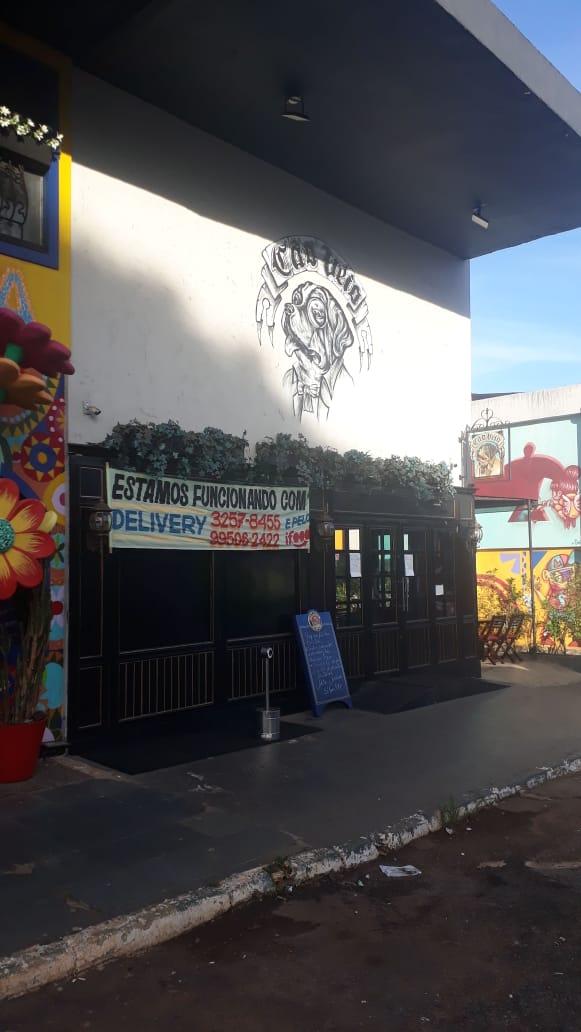 Restaurante Cão Velho Rua dos Restaurantes, 404 Sul, Bloco C, Comércio do DF