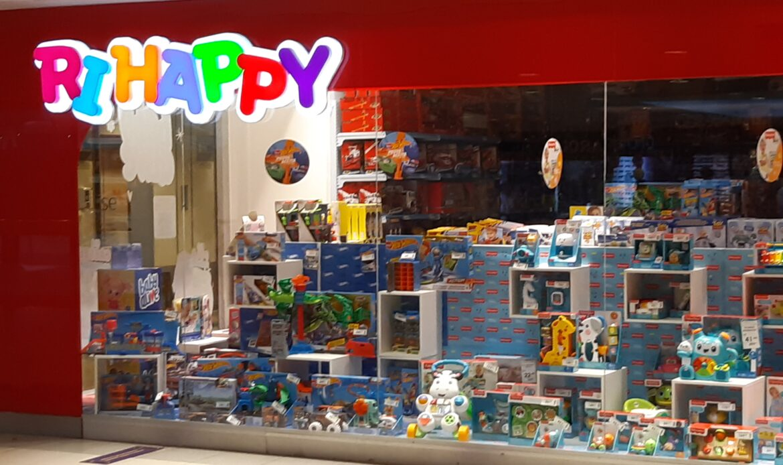 RiHappy Brinquedos do Shopping Conjunto Nacional, 2º Piso