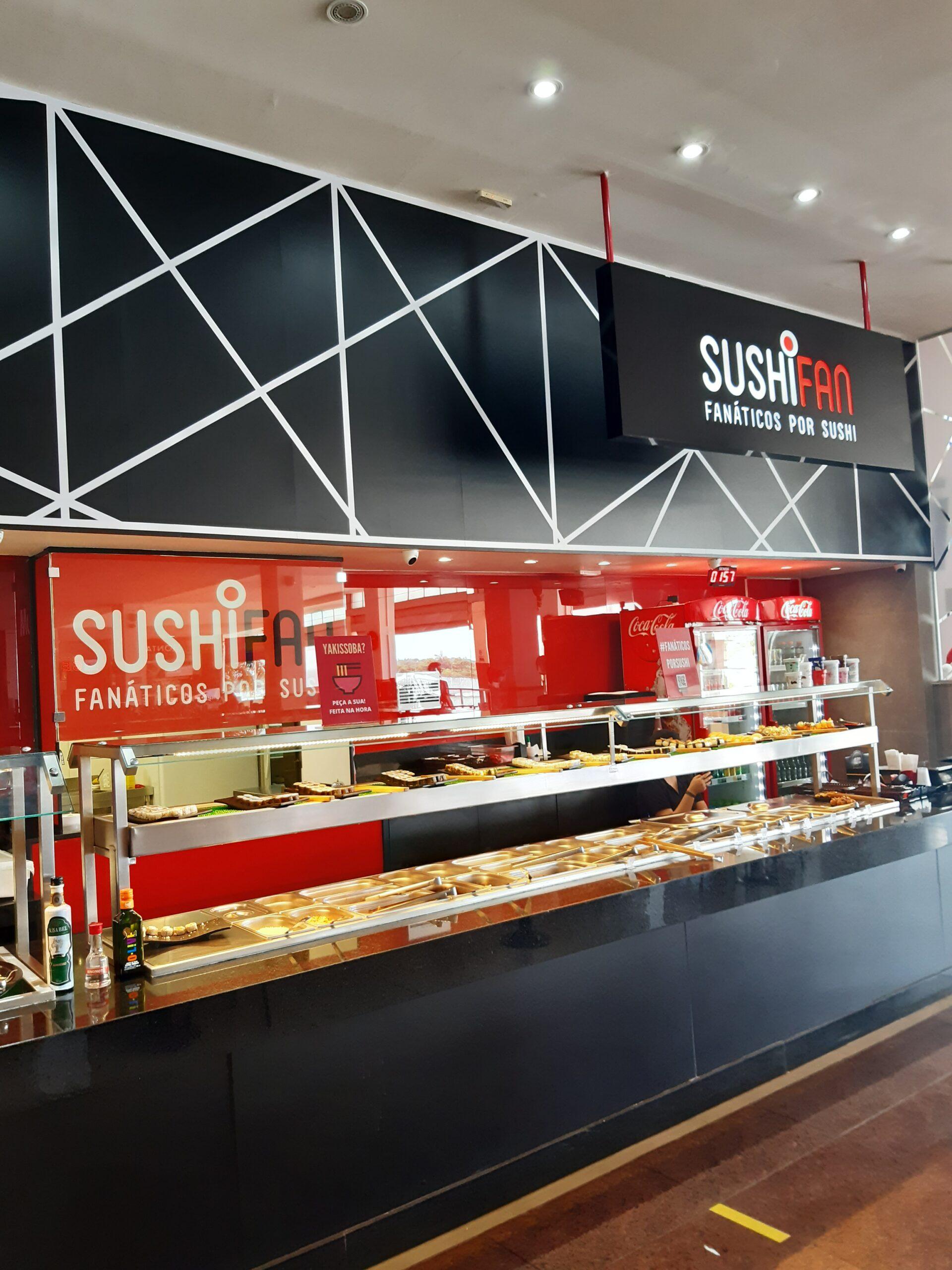 SushiFam do Shopping Pier 21