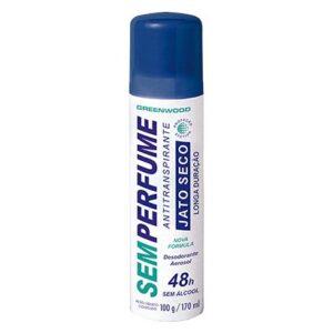 Desodorante Aerosol Fiorucci Sem Perfume Jato Seco 170ml - Unissex-Incolor
