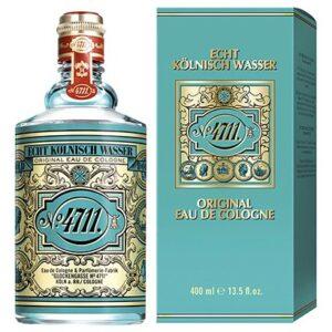 4711 Perfume Unissex Eau de Cologne 400ml - Unissex-Incolor