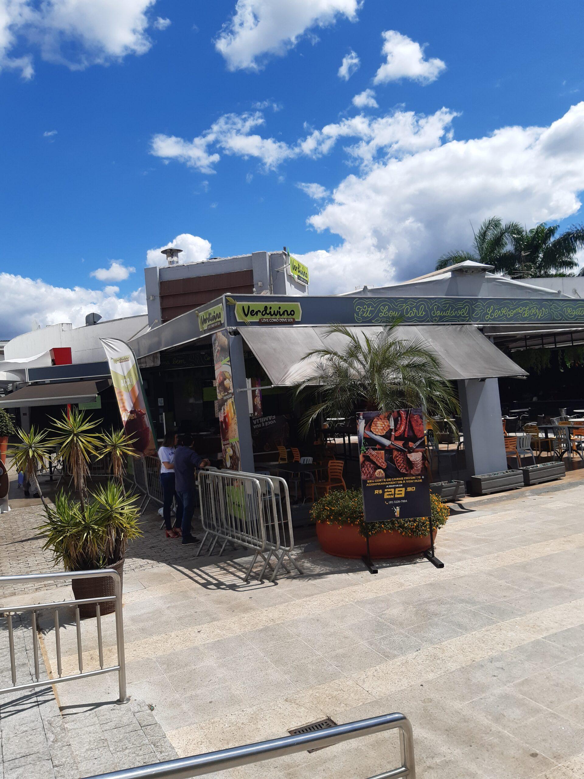 Verdivino Restaurante do Shopping Pier 21