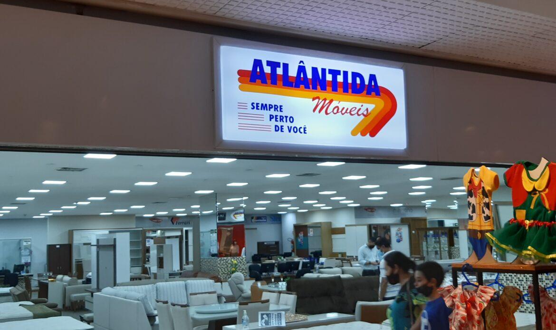 Atlântida Móveis do Shopping Conjunto Nacional, Térreo
