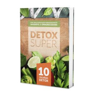 Livro de Receitas Digital - Detox Super