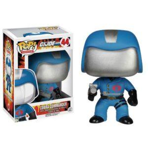 Funko Pop Comandante Cobra - G I Joe