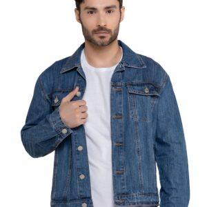 Jaqueta Jeans Masculina Stone