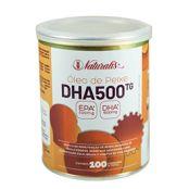 Ômega-3 DHA 500 100 Cápsulas  - Naturalis