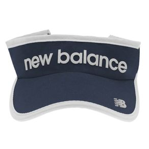 Viseira New Balance Nb Logo | Feminino - Marinho - UNI