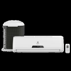 Ar condicionado Electrolux Inverter 18.000 BTUS Quente e Frio (QI18R/QE18R)