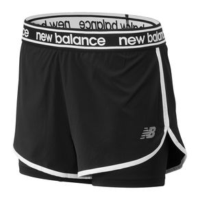Shorts New Balance 2IN1 Relentless | Feminino