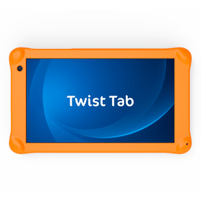 "Tablet Positivo Twist Tab Kids T770KC 32GB WiFi 7"" - Preto"