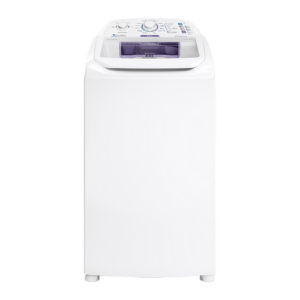 Máquina de Lavar 8,5kg Electrolux Branca Turbo Economia, Jet&Clean e Filtro Fiapos (LAC09)
