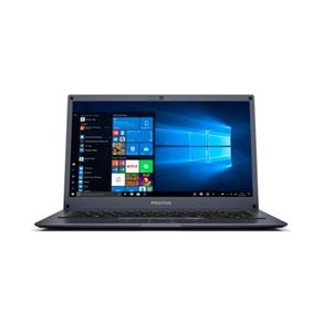 "Notebook Positivo Motion Plus Q464B Intel® Atom® Quad-Core™ Windows 10 Home 14"" - Deep Blue"