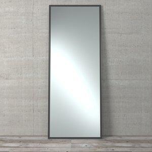Espelho Cadre Marrom e Bronze 200x80cm