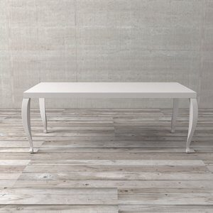 Mesa de Jantar Romance Branca 200x100cm