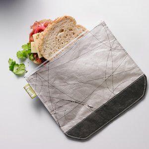 Porta-Sanduiche Fuel Branco 2 Peças
