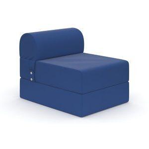 Poltrona Cama Andreo Azul